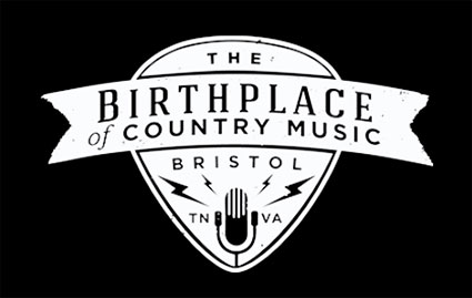 Birth Place of Country Music logo