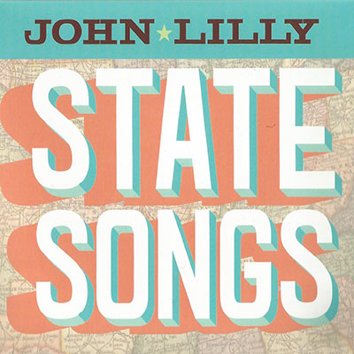 State Songs CD cover