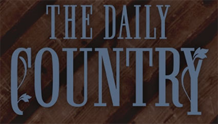 The Daily Country logo